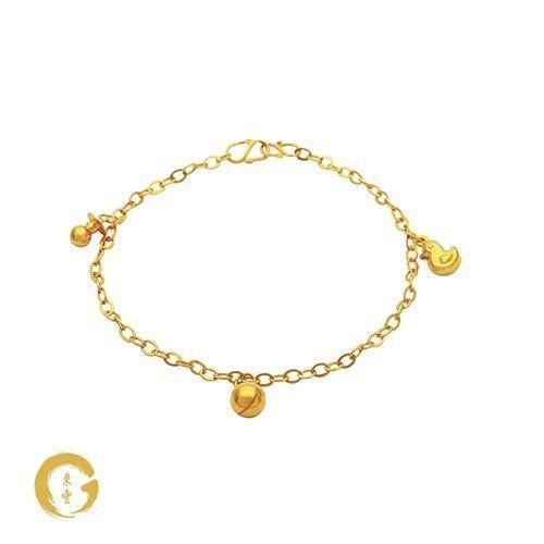 N2 NC12121 Orient Jewellers Baby Anklet
