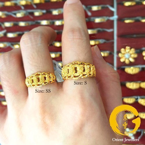 CoCo Ring Size SS