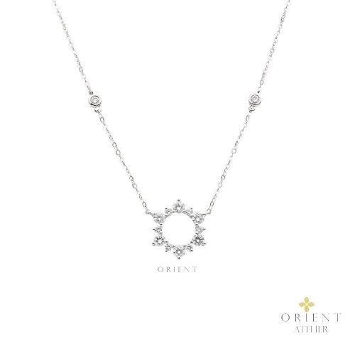 Diamond Necklace WC4 3